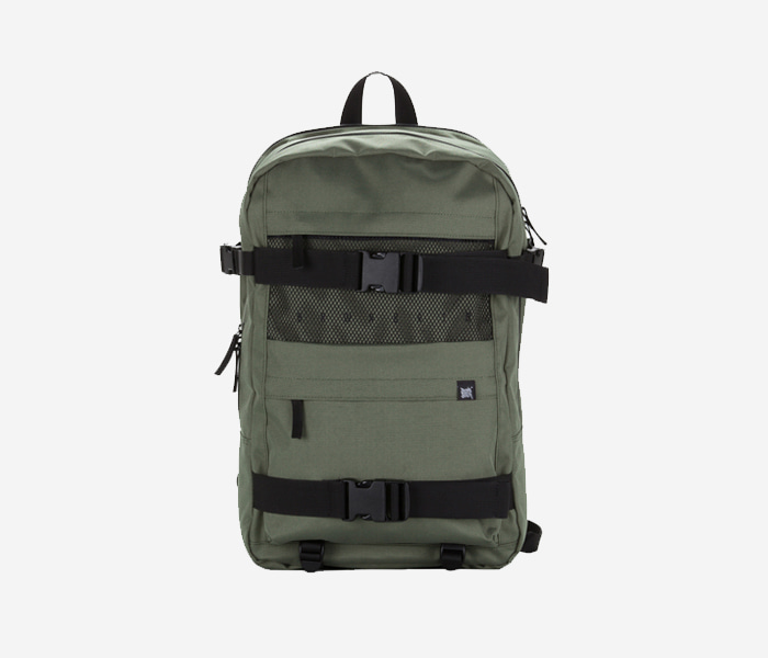 DEFS BACKPACK - KHAKI brownbreath