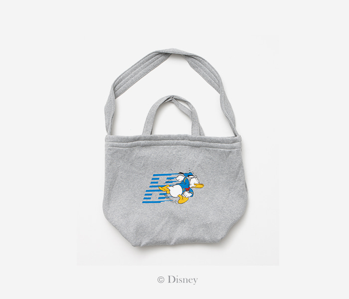 DD RUN CROSS M.BAG - GREY brownbreath