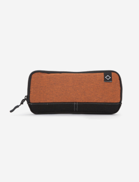 N250 TERMINAL CASE - 2TONE ORANGE brownbreath