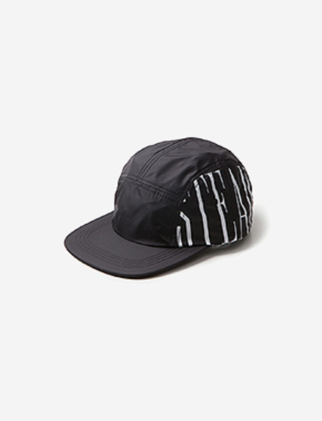 STEADY NYLON CAMP CAP brownbreath