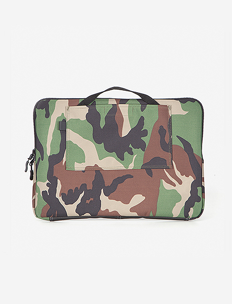N210 LAPTOPCASE 15 - CAMO brownbreath
