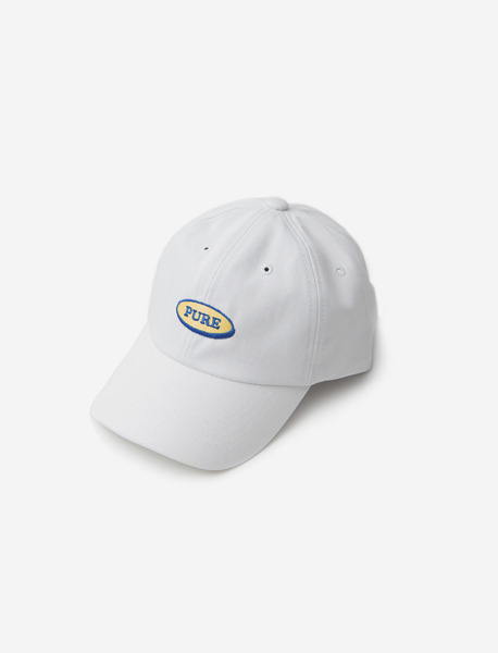BXM PURE CAP - WHITE brownbreath