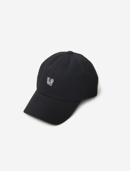 BXM RIPPED LYRIC CAP - BLACK brownbreath