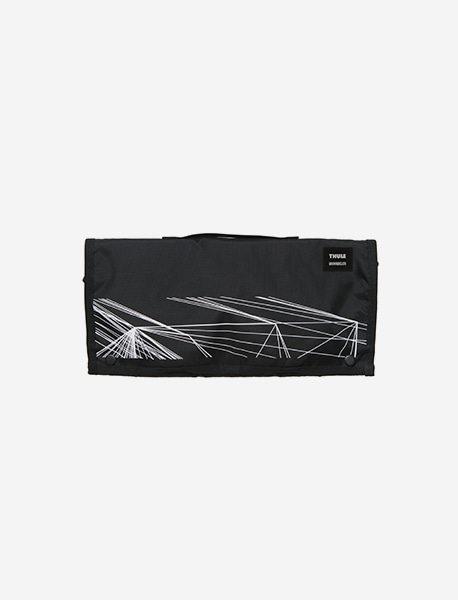 THULEXBB POUCH - BLACK brownbreath