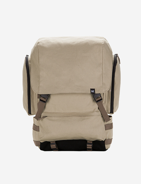 RESISTANCE BACKPACK - BEIGE brownbreath