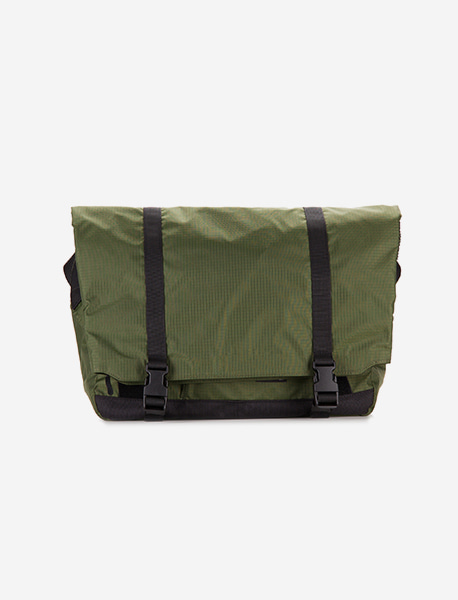 CIVITAS MESSENGER BAG - KHAKI brownbreath