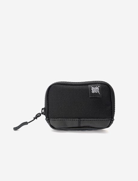 SPREAD CARD CASE - BLACK brownbreath