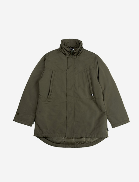DEFS MONSTER PARKA - KHAKI brownbreath