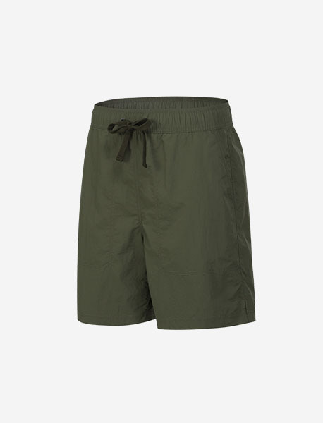 UNI POCKET SHORT PANTS brownbreath