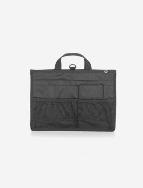 N047 CIVITAS BAG IN BAG(W) - BLACK brownbreath